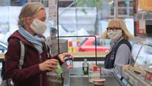 There are currently no standard Covid-19 hygiene regulations for retailers. Photo: REUTERS