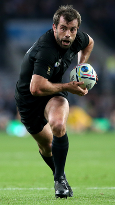 Form New Zealand start Conrad Smith is on the coaching staff at Pau in the south of France. Photo: David Rogers/Getty Images