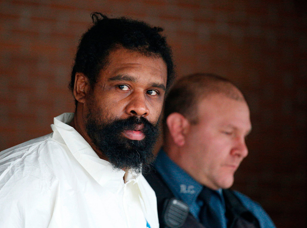 Suspect: Grafton Thomas is facing five counts of attempted murder. Photo: Getty Images