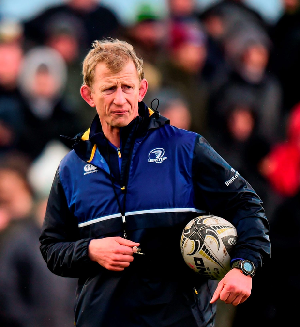 """""""We've got the end of the season to worry about and hopefully Ben will be here with us,"""" says Cullen. Photo: Ramsey Cardy / Sportsfile"""