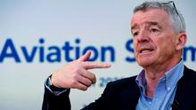 Michael O'Leary's Ryanair has come in for criticism from customers who are trying to get flight refunds. Photo: AFP via Getty Images
