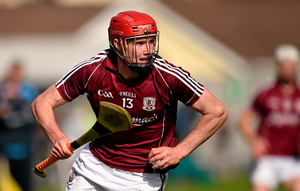 Galway's Cathal Mannion. Photo: Stephen McCarthy/Sportsfile