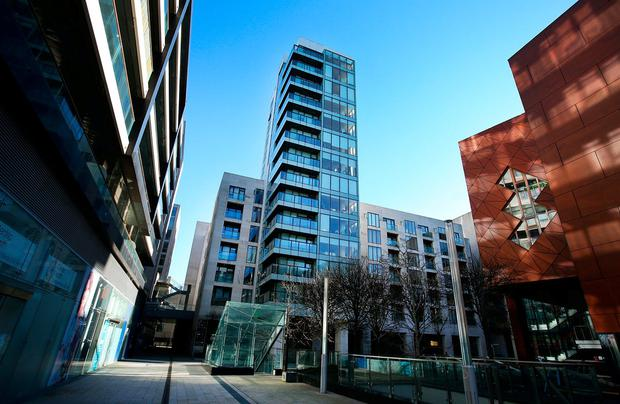 880 apartments in the Beacon South Quarter must have deficiencies addressed. Photo: Steve Humphreys