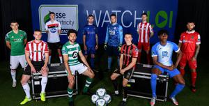 The League of Ireland returns on Friday