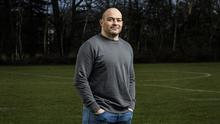 Former Ireland skipper Rory Best is savouring his new responsibilities at home and on the land. Picture: Donal Moloney