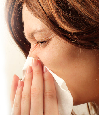 'Those with flu symptoms and bad colds have been urged to get vaccinated as soon as possible, as influenza rates doubled last week and are expected to rise still further' Photo: Depositphotos