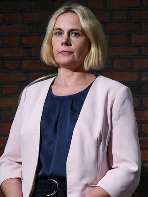 Sarah Keane, president of the Olympic Council of Ireland.  Photo: David Fitzgerald/Sportsfile