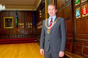 Dublin Lord Mayor Oisin Quinn said he hopes Ireland's trade with Mexico will double within the next five years