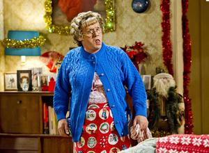 Mrs Brown's Boys Christmas Special topped ratings