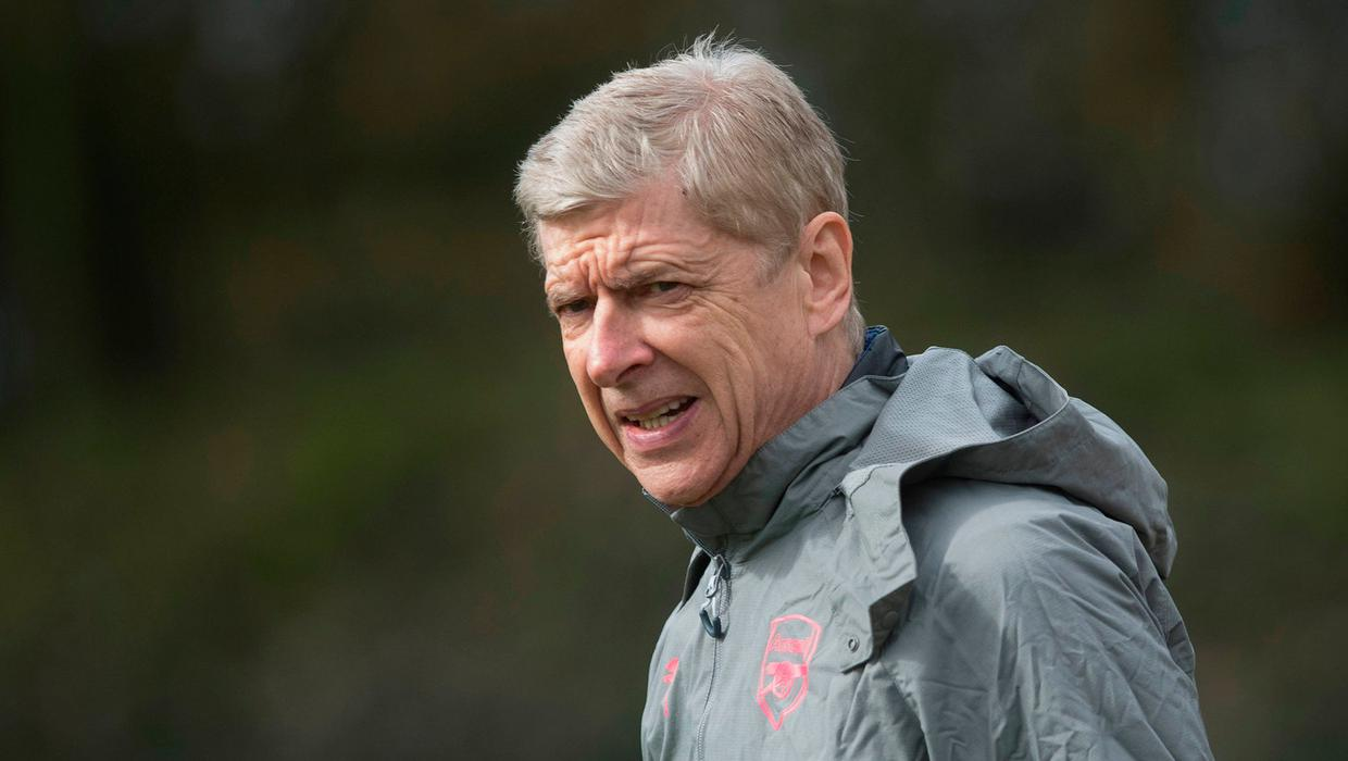 'I will see how much I miss the gun' - Arsene Wenger serves up a classic quote as his long goodbye begins