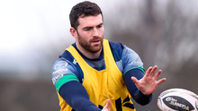 Andrew Browne hung up his boots two years ago. Photo: Matt Browne/Sportsfile