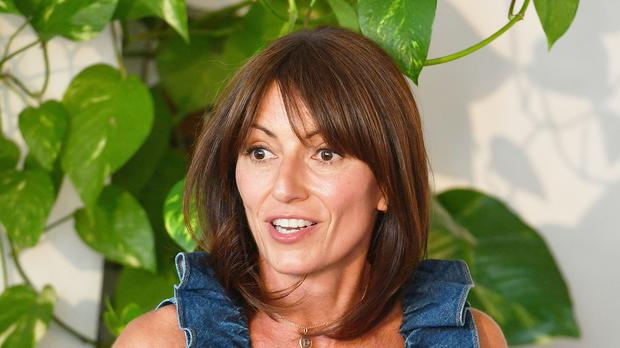 Davina McCall says she no longer worries about cancer, despite her sister dying from the disease (John Stillwell/PA)