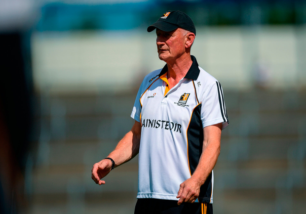 Kilkenny manager Brian Cody is finding his best 15 and they are still a very dangerous animal. Photo by Eóin Noonan/Sportsfile