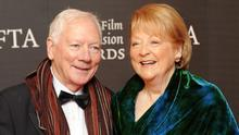 'World's greatest broadcaster': Tributes have poured in for Gay Byrne, pictured with his wife Kathleen Watkins in 2009. Photo: Sasko Lazarov/RollingNews.ie