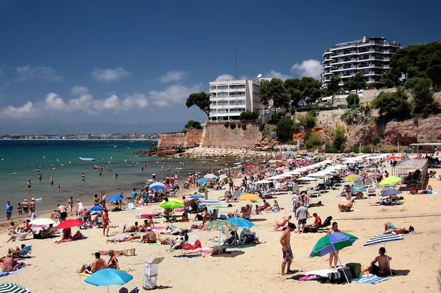The family booked the trip to Salou last year Photo: Flickr