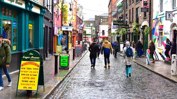 Temple Bar. Stock picture