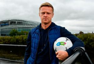 Damien Duff could be set for a new coaching role at Shelbourne FC.  Photo: Sam Barnes/Sportsfile