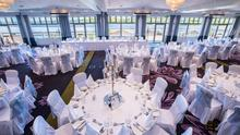 The Waterfront Wedding suite at Ferrycarrig Hotel. PIcture: Colin Shanahan, DigiCol Photography