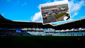 France were due to fly home today from Edinburgh after playing in Murrayfield at the weekend