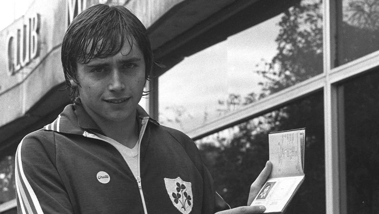 Former Ireland striker and Liverpool European Cup winner Michael Robinson dies, aged 61