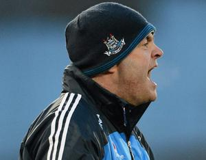 Dublin manager Anthony Daly. Picture: Diarmuid Greene / SPORTSFILE