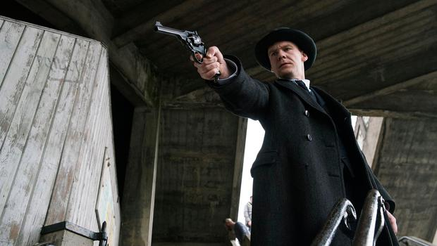 Brian Gleeson stars as an IRA fighter in RTÉ's new historical drama about the War of Independence