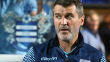 Roy Keane is believed to have been considering his position at Aston Villa for some time, and personal reasons rather than any issue with the Villa squad instigated his decision to walk away. Photo: Ian Walton/Getty Images