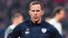 Home from home: Mike Prendergast has settled well at Racing 92, coaching fellow Munster men Donnacha Ryan and Simon Zebo. Photo: Baptiste Fernandez/Icon Sport via Getty Images