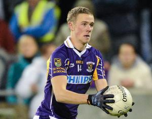 Paul Mannion in action for Kilmacud Crokes. Picture: Paul Mohan/Sportsfile.
