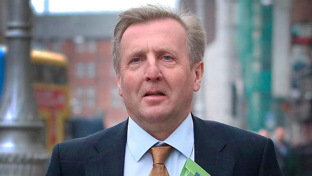 Agriculture Minister Michael Creed. Photo: Tom Burke