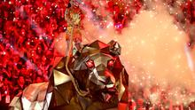 Singer Katy Perry performs during the Pepsi Super Bowl XLIX Halftime Show at University of Phoenix Stadium on February 1, 2015 in Glendale, Arizona.  (Photo by Andy Lyons/Getty Images)