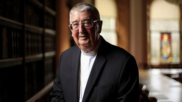 Archbishop Diarmuid Martin is due to offer his resignation when he turns 75 on April 8. Photo: Gerry Mooney