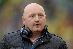 Bernard Jackman has been rewarded for Grenoble's solid start to the season by being offering a contract which will keep him as head coach until the summer of 2017. Photo: Stephen McCarthy / SPORTSFILE