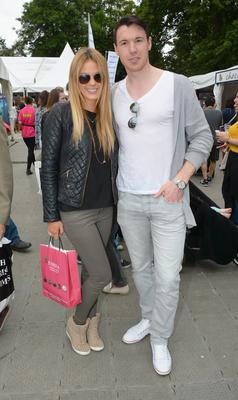Fiona Creely and Eamon Fennell