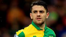 Norwich's Robbie Brady. Photo: Stephen Pond/Getty Images