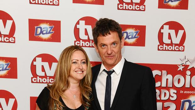 Matthew Wright and his wife Amelia have welcomed their first child together (Ian West/PA)