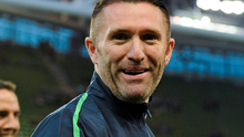 All-time record Ireland goalscorer Robbie Keane has trained with Shamrock Rovers this week. Photo: Seb Daly/Sportsfile