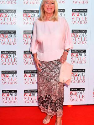 Anne Doyle  at the VIP Style Awards 2015