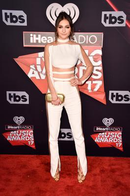 Singer Daya attends the 2017 iHeartRadio Music Awards which broadcast live on Turner's TBS, TNT, and truTV at The Forum on March 5, 2017 in Inglewood, California.  (Photo by Alberto E. Rodriguez/Getty Images)
