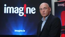 Sean Bolger, Imagine CEO, pictured at the launch of Imagine Communications high speed national broadband roll-out. Pic: Robbie Reynolds