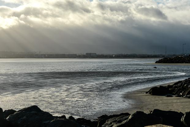 A view over Dublin Bay. Photo: Getty Images