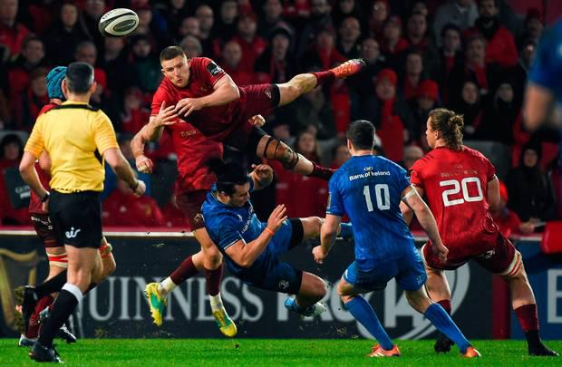 Leinster travel to take on Munster on December 28. Image credit: Sportsfile.