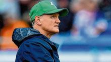 Joe Schmidt is keen for his Ireland players to give Japan total respect. Photo: Brendan Moran/Sportsfile
