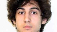 """FILE - This file photo released Friday, April 19, 2013 by the Federal Bureau of Investigation shows Boston Marathon bombing suspect Dzhokhar Tsarnaev.  The trial of Boston Marathon bombing suspect Tsarnaev can stay in Massachusetts, a federal appeals court ruled Friday, Feb. 27, 2015. A three-judge panel of the 1st U.S. Circuit Court of Appeals said any high-profile case would receive significant media attention but that knowledge of such case """"does not equate to disqualifying prejudice."""" (AP Photo/Federal Bureau of Investigation, File)"""