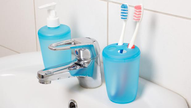 A study conducted in Quinnipiac University found that 60pc of toothbrushes contain traces of faeces