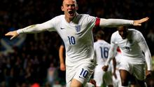 Wayne Rooney has embraced the leadership of his country with a stirring passion. Alex Livesey/Getty Images