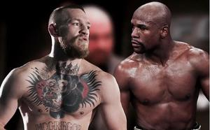 Floyd Mayweather eager to fight Conor McGregor