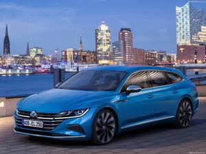 Volkswagen is offering a plug-in hybrid to the Arteon product line for the first time including the sleek Shooting Brake