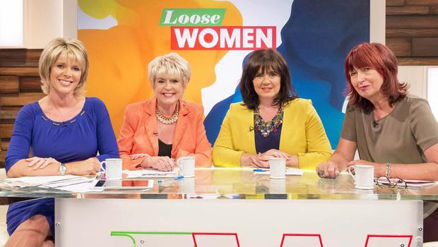 Loose Women was cancelled on International Women's Day