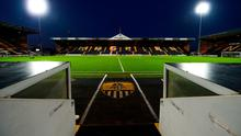 Meadow Lane, home of Notts County. Photo: Serena Taylor/Newcastle United via Getty Images